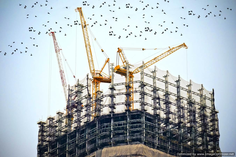 Seguros de Construccion e ingenieria, montaje y averia de maquinaria