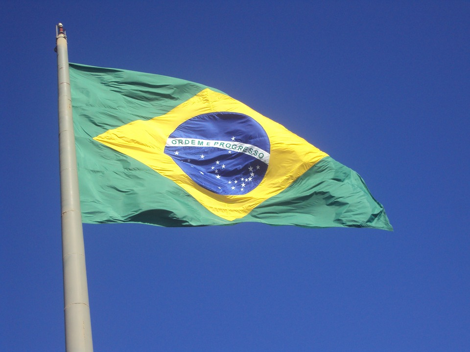 riesgo político en Brasil